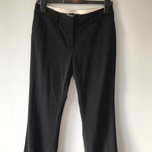 ELIE TAHARI Tailored Wool Pants BLACK US 4